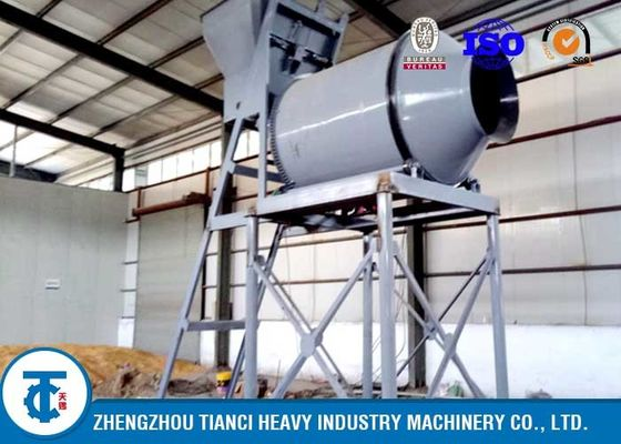 Semi-automatic BB Fertilizer Production Line In Fertilizer Making Plant