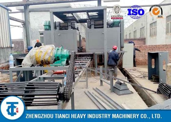 Compound Fertilizer Production Plant , Low Power Consumption NPK Production Line
